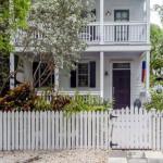 1219 Margaret Street, Key West Real Estate Front Entrance