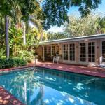 Pool & Patio 1322 George Street, Key West, Florida