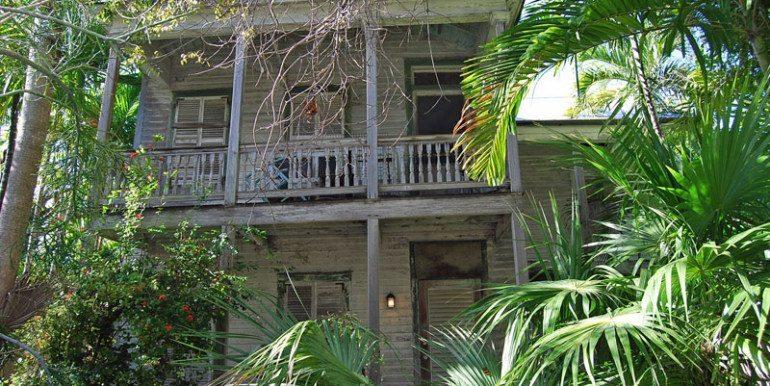 522 Simonton Exterior, Key West Real Estate, Truman & Company