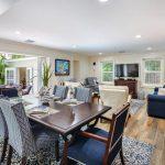 Greatroom with large living area 1105 Washington Street