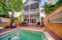 Pool 721 Chapman Lane, Key West