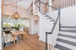 Stairway and luxury living in Key West, 823 Georgia Street, Key West, FL