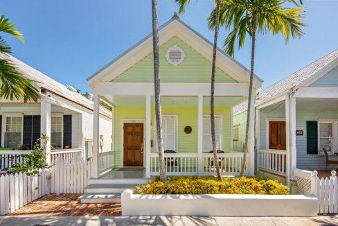 623 Elizabeth Street - Old Town Key West real estate