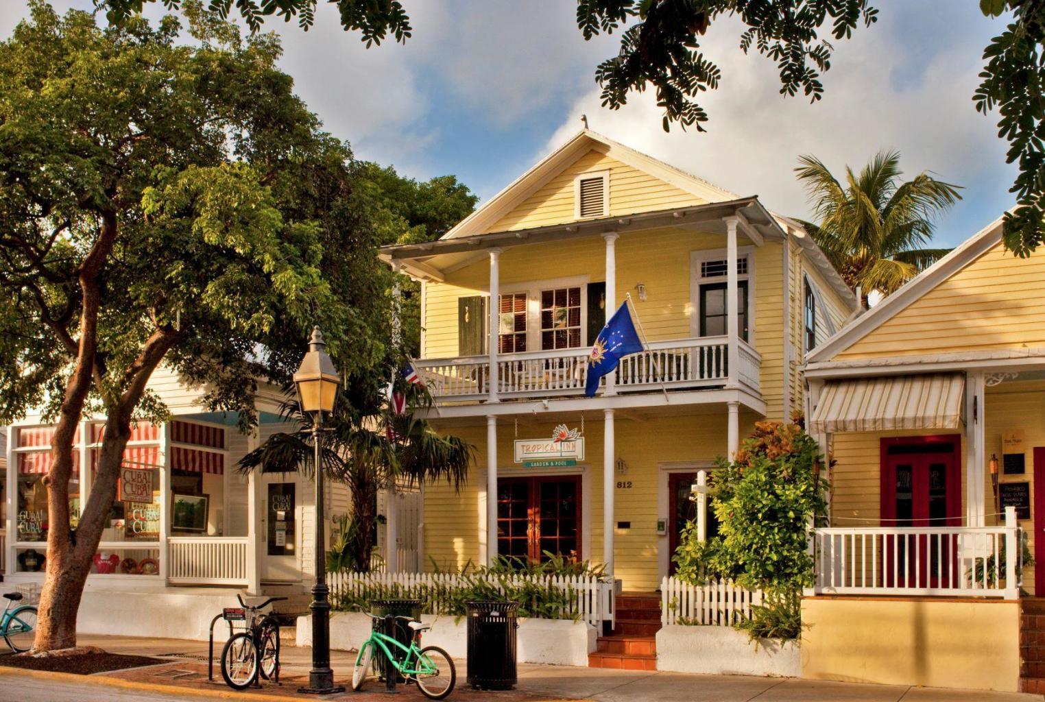 Pleasing 812 Duval Street Truman Co Real Estate Interior Design Ideas Tzicisoteloinfo