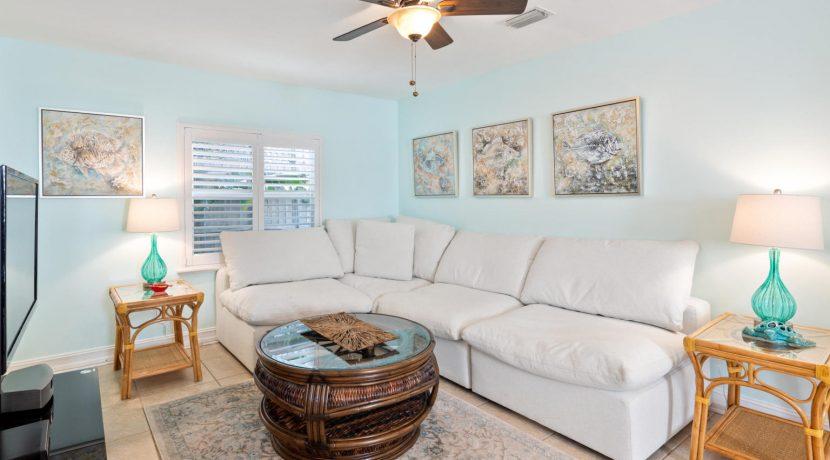 3 Hutchinson Lane, REAR Key West Real Estate