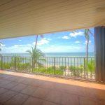 balcony with ocean views 1500 ATLANTIC Blvd. #110