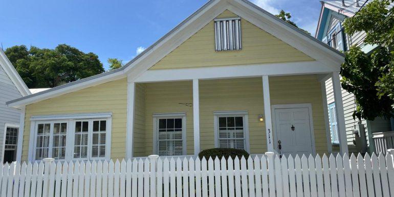311 Truman Avenue, Adorable Old Town Key West cottage
