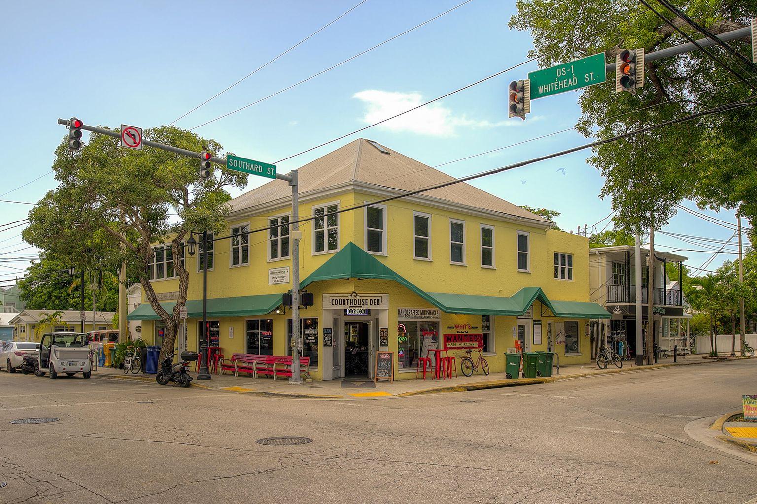 600 Whitehead Street, 203